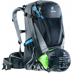 Deuter 2018 Trans Alpine 30 (black-graphite)